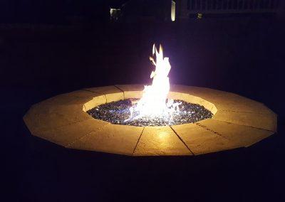 Firepit | Tom Hershey Landscaping