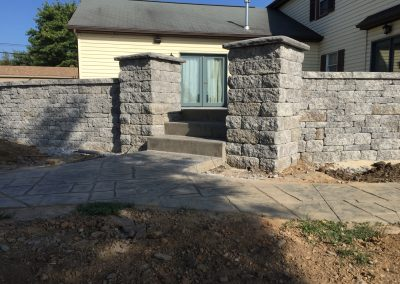 Wall - Hardscaping | Tom Hershey Landscaping